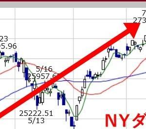 アメリカの尻を追い損ねた日本株
