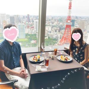 これぞ東京!景色が絶景で料理絶品なレストラン♡
