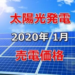 【太陽光発電】1月の発電量と売電価格は!?予測値と比べてみました