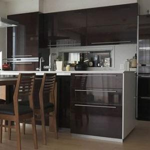 【間取り】ダイニング・キッチン:オープンで明るいキッチンや、回遊できる間取りなど7つのこだわりのポイント