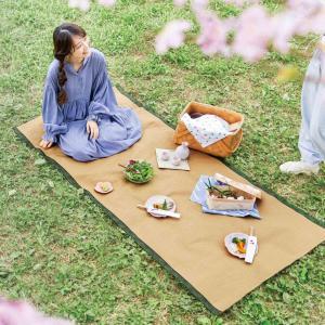 畳シート…こ、これは凄い…お花見が一気に雅になる凄いアイテムですね。私もほしいなぁ。