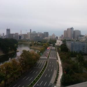 家族旅行は東京のど真ん中に宿泊してみる。
