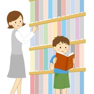 図書館にいく効用。おとうちゃんは息子が好きな本を選ぶのが得意だ。