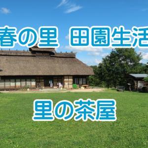 【ワンちゃんも入れるお店】三春の里 田園生活館 里の茶屋