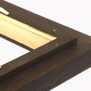 日本画パネル用木製オーダーフレーム・・・横805✕縦607✕厚21mm