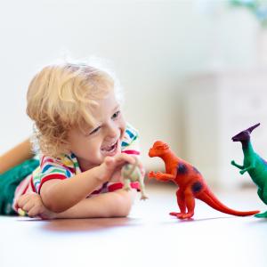 恐竜で英語を学ぶ!子供が夢中になる教材の紹介