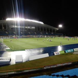 水戸ホーリーホックvsレノファ山口FC 観戦レポ『山口相手に山口が2ゴール!』20200913