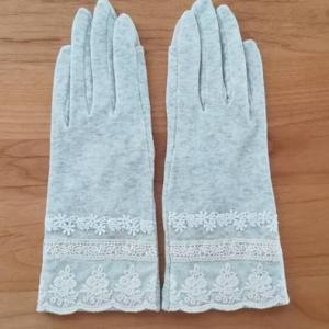 スマホ対応かわいい手袋|UV対策とコロナ対策に!