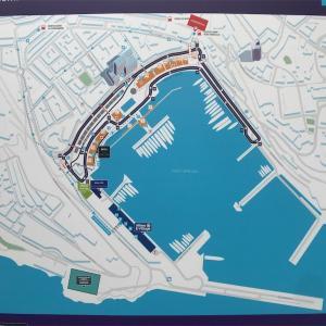 レースin Monaco