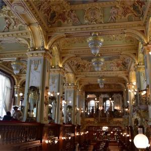 世界一豪華なカフェ〜ブダペスト