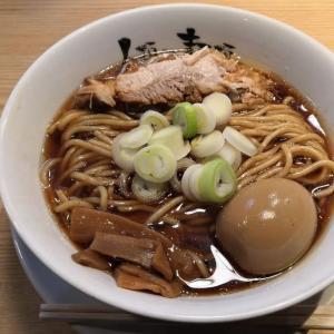 大阪『人類みな麺類』 王道醤油ラーメンを食べてきた