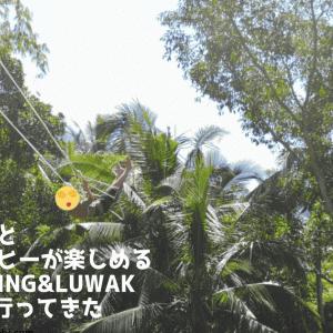 【バリ旅行】 「Bali Swing」だけじゃない、巨大ブランコとルアックコーヒーが楽しめる「Celuk Swing & Luwak Coffee」に行ってきた