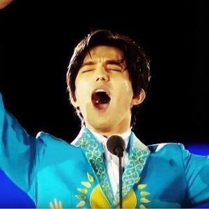 オリンピコ 初お披露目の日 2019年6月22日 Olympico's first debut day June 22, 2019