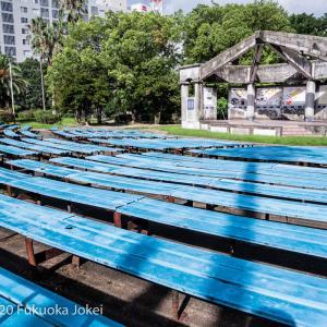 超福岡 福岡フォークの歴史の1ページ 須崎公園野外音楽堂