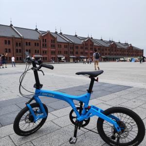 【グリーンサイクルステーション】気になる折りたたみ自転車の試乗に行ってきました!【Birdy】