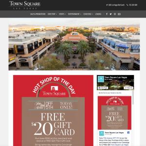 OLDNAVY タウンスクエア ラスベガス Town Square Las Vegas