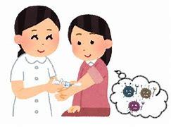 友人がワクチン接種