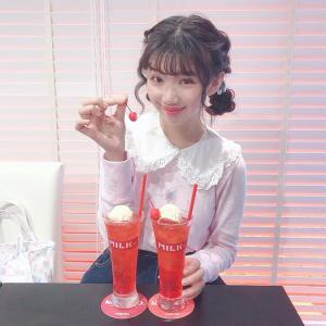 期間限定カフェ♡VERY FANCY loves MILKFED.in表参道