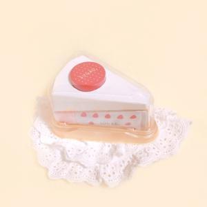 ふわふわ白肌にいちごを添えて♡ SUGAOでつくるときめきショートケーキメイク