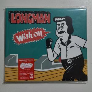 LONGMAN メジャーデビューシングル「Wish on」届きました
