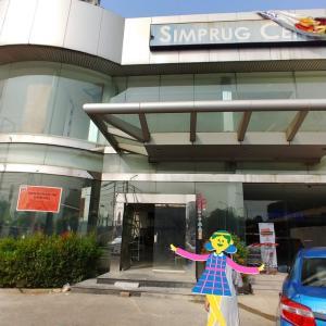 パクボノエリアに新しい韓国系スーパー