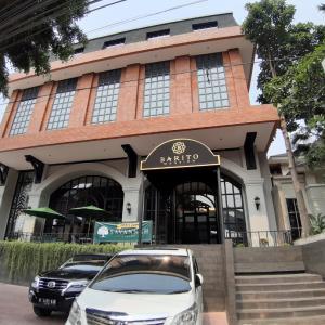 この建物はホテルだった!SAVANNAH Bistro