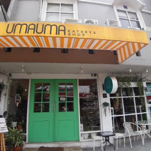写真の力って重要やな..UMAUMA Eatery & Shop