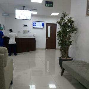 現在のジャカルタの病院のこと