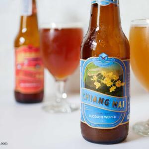 チェンマイ愛の結晶【チェンマイクラフトビール】全3種類を飲み比べてほろ酔いで解説します|Chiang mai Beer