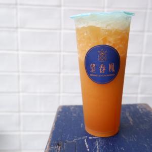 台北 パイナップル専門のドリンク店 「望春鳳」