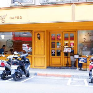 台北 種類豊富なパンケーキが楽しめるJamling cafe