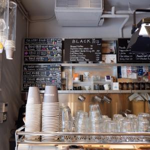 台北 おしゃれコーヒースタンドWoolloomooloo Simple Joy