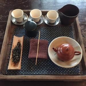 癒しの空間で台湾茶体験!小慢Tea Experience