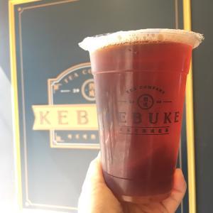 紅茶専門ドリンクスタンド 可不可熟成紅茶KEBUKE