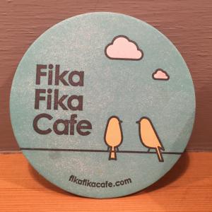 台北 世界NO.1バリスタが開いたFikaFika Cafe