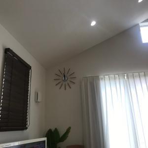 冷房なしの南西向き二階リビング、何℃になる!?南西向き一階のお部屋と比べると…!1階と2階の温度比較、第八弾。