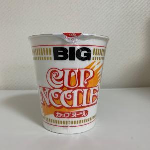 カップラーメンシリーズ#22  日清カップヌードルBIG
