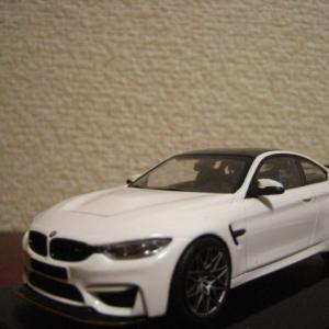 BMW・3C30 M4 GTS 柳田拓也搭乗車プロト