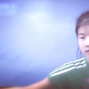 あの冬の寒い日から1年経ちました… ~ 娘と「2020 全日本卓球選手権」をテレビで観戦