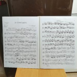 「雑用」兼「準備」係としての喜び・・娘のバイオリンと私