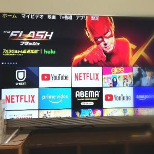 【只今セール中!】夏休みくらいは「娯楽」の時間を持ってほしくて大型テレビを購入…