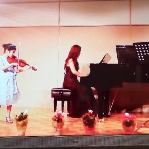 「2分の1」の年齢と「2分の1」のバイオリンで弾いたあの日と同じ曲を弾く~ 2020.発表会②