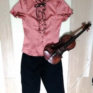 脳脊髄液減少症と楽器演奏 (衣装編) ~ ある「音楽家」兼お母様からのアドバイス①
