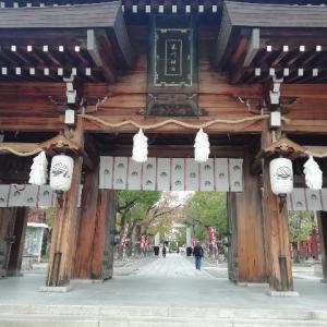 調停のため神戸に赴けば「湊川神社」で神楽が鳴り巫女が舞う(毒部屋案件)