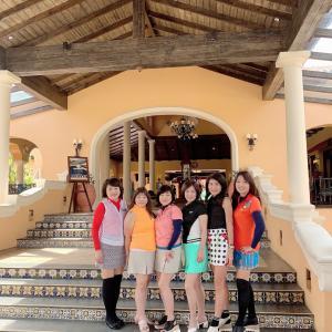 タイ女子ゴルフツアー終了