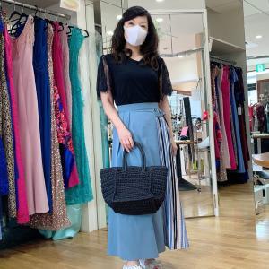 本日最終入荷 伊津子さんお買い上げスカート ラスト一枚