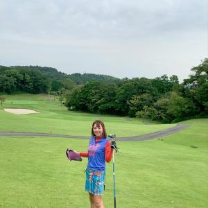20日ぶりのゴルフラウンド