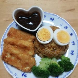 ワンプレートディナー(°▽°)👍
