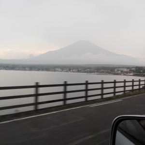 山梨県山中湖へ旅行('-'*)♪