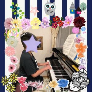ピアノを続けてて良かったです!(^_^)v